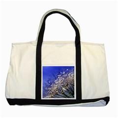 Dandelion 2015 0704 Two Tone Tote Bag  by JAMFoto