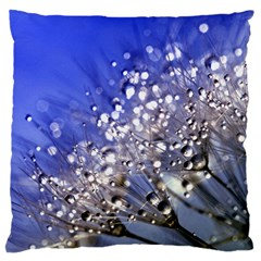 Dandelion 2015 0704 Large Cushion Cases (two Sides)  by JAMFoto