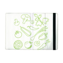 Green Vegetables Ipad Mini 2 Flip Cases by Famous