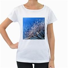 Dandelion 2015 0703 Women s Loose Fit T Shirt (white) by JAMFoto