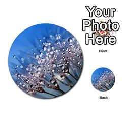 Dandelion 2015 0703 Multi Purpose Cards (round)