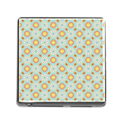 Cute Seamless Tile Pattern Gifts Memory Card Reader (Square) by creativemom