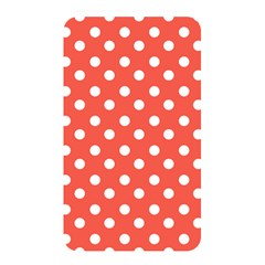 Indian Red Polka Dots Memory Card Reader by creativemom
