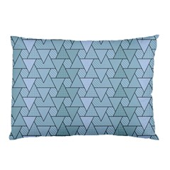 Geo Fun 7 Light Blue Pillow Cases