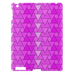 Geo Fun 7 Apple Ipad 3/4 Hardshell Case by MoreColorsinLife