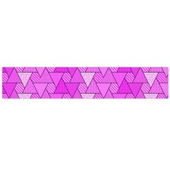 Geo Fun 7 Flano Scarf (Large)  by MoreColorsinLife