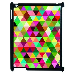 Geo Fun 07 Apple Ipad 2 Case (black) by MoreColorsinLife
