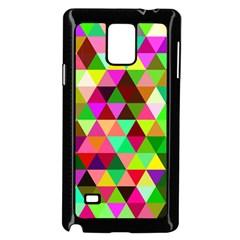 Geo Fun 07 Samsung Galaxy Note 4 Case (black) by MoreColorsinLife