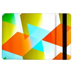 Geometric 03 Orange iPad Air Flip by MoreColorsinLife