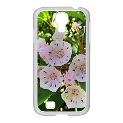Amazing Garden Flowers 35 Samsung Galaxy S4 I9500/ I9505 Case (white)