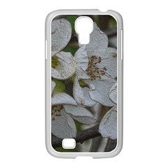 Amazing Garden Flowers 32 Samsung Galaxy S4 I9500/ I9505 Case (white)