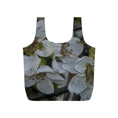 Amazing Garden Flowers 32 Full Print Recycle Bags (s)  by MoreColorsinLife