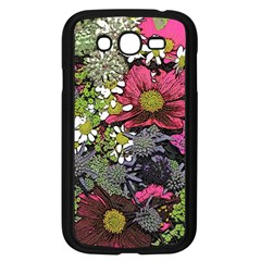 Amazing Garden Flowers 21 Samsung Galaxy Grand Duos I9082 Case (black)