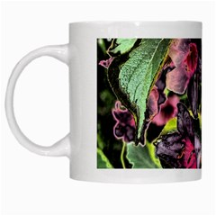 Amazing Garden Flowers 33 White Mugs
