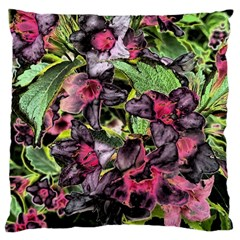 Amazing Garden Flowers 33 Large Cushion Cases (two Sides)