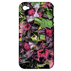 Amazing Garden Flowers 33 Apple Iphone 4/4s Hardshell Case (pc+silicone)