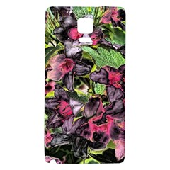 Amazing Garden Flowers 33 Galaxy Note 4 Back Case
