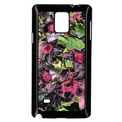 Amazing Garden Flowers 33 Samsung Galaxy Note 4 Case (black)