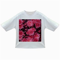 Awesome Flowers Red Infant/toddler T Shirts by MoreColorsinLife