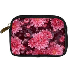 Awesome Flowers Red Digital Camera Cases by MoreColorsinLife