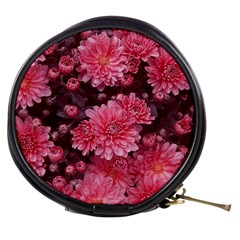 Awesome Flowers Red Mini Makeup Bags