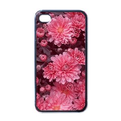 Awesome Flowers Red Apple Iphone 4 Case (black) by MoreColorsinLife