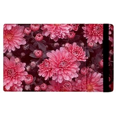 Awesome Flowers Red Apple Ipad 3/4 Flip Case by MoreColorsinLife