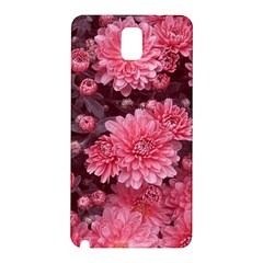 Awesome Flowers Red Samsung Galaxy Note 3 N9005 Hardshell Back Case