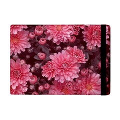 Awesome Flowers Red Ipad Mini 2 Flip Cases by MoreColorsinLife