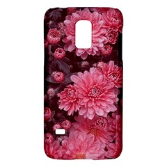 Awesome Flowers Red Galaxy S5 Mini by MoreColorsinLife