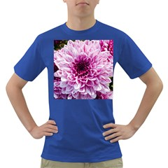 Wonderful Flowers Dark T Shirt