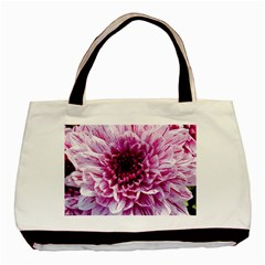 Wonderful Flowers Basic Tote Bag