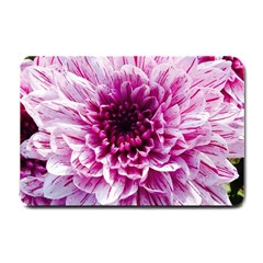 Wonderful Flowers Small Doormat