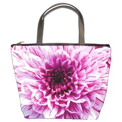 Wonderful Flowers Bucket Bags