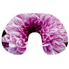 Wonderful Flowers Travel Neck Pillows