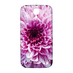 Wonderful Flowers Samsung Galaxy S4 I9500/i9505  Hardshell Back Case