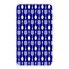 Indigo Spatula Spoon Pattern Memory Card Reader by creativemom