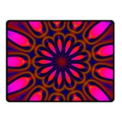 Kaleido Fun 06 Fleece Blanket (Small)