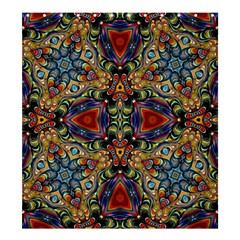 Magnificent Kaleido Design Shower Curtain 66  X 72  (large)