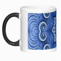 Awesome Kaleido 07 Blue Morph Mugs by MoreColorsinLife