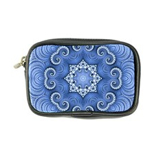 Awesome Kaleido 07 Blue Coin Purse by MoreColorsinLife