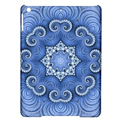 Awesome Kaleido 07 Blue Ipad Air Hardshell Cases by MoreColorsinLife