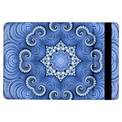 Awesome Kaleido 07 Blue Ipad Air Flip by MoreColorsinLife