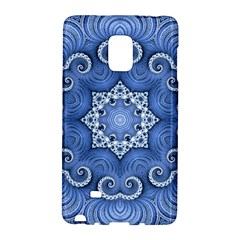 Awesome Kaleido 07 Blue Galaxy Note Edge by MoreColorsinLife