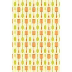 Spatula Spoon Pattern 5 5  X 8 5  Notebooks by creativemom