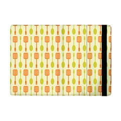 Spatula Spoon Pattern Ipad Mini 2 Flip Cases