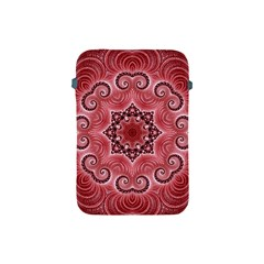 Awesome Kaleido 07 Red Apple Ipad Mini Protective Soft Cases by MoreColorsinLife