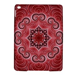 Awesome Kaleido 07 Red Ipad Air 2 Hardshell Cases by MoreColorsinLife