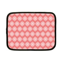 Abstract Knot Geometric Tile Pattern Netbook Case (small)  by creativemom