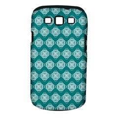 Abstract Knot Geometric Tile Pattern Samsung Galaxy S Iii Classic Hardshell Case (pc+silicone) by creativemom